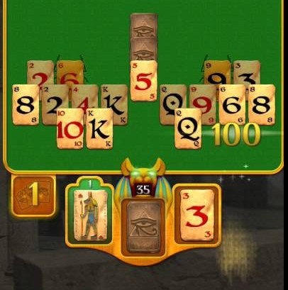 Pyramid Solitaire Saga Free App Download Casualgaming Com