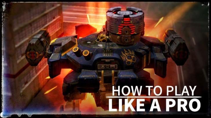 Free War Robots App Download - CasualGaming com